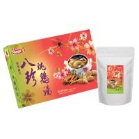 FOMEC's BaZhen Chicken Soup with Ginseng & Cordyceps