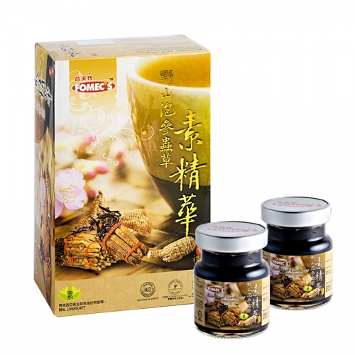 FOMEC's Essence of Cordyceps with American Ginseng