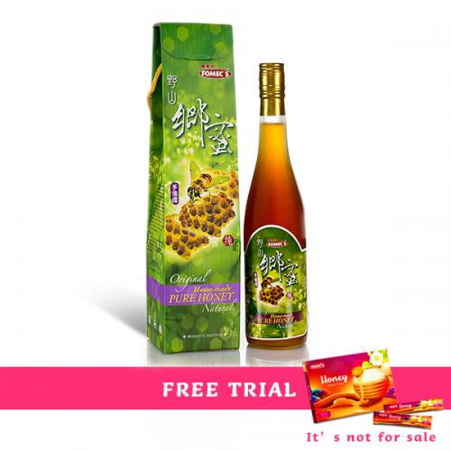 FOMEC's Home Make Pure Honey